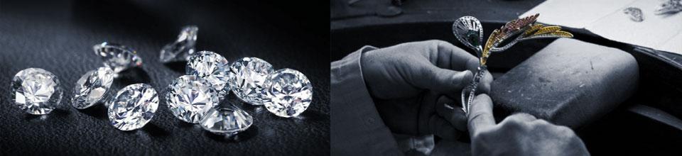 Diamond Jewellery Manufacturing